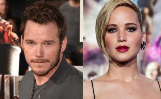 Chris Pratt et Jennifer Lawrence devraient embarquer  sur Passengers