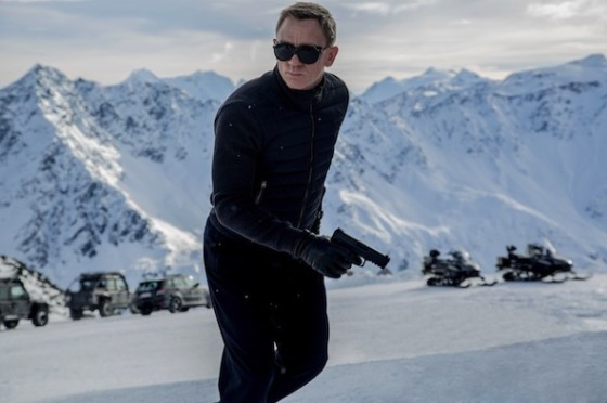 Daniel Craig - James Bond / SPECTRE © 2015 Metro-Goldwyn-Mayer Studios Inc., Danjaq, LLC and Columbia Pictures Industries, Inc. All rights reserved