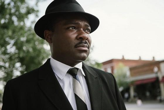 David Oyelowo en Martin Luther King dans Selma de Ava DuVernay