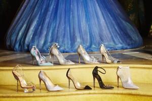 Designers chaussures - Cendrillon