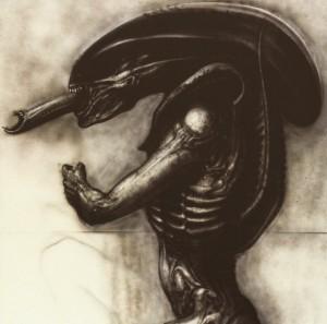 Esquisse Alien par Neill Blomkamp / Instagram