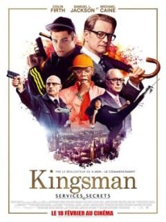 Kingsman - Services Secrets - affiche