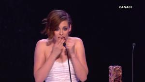 Kristen Stewart - cesar meilleure actrice second role pour Sils Maria