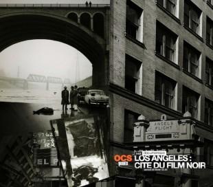 Los Angeles - Los Angeles - Cite du Film Noir de Clara et Julia Kuperberg - afficheite du Film Noir - affiche
