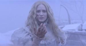 Mia Wasikowska dans Crimson Peak