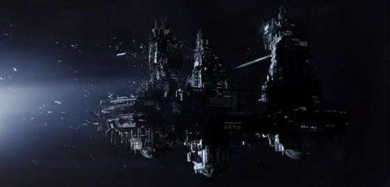 Station Sebastopol - Alien Isoltion / SEGA