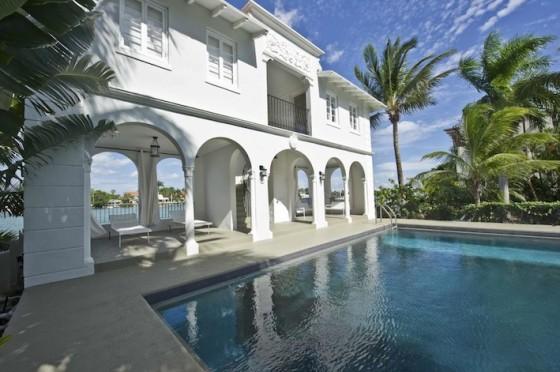 Al Capone - villa Miami Beach