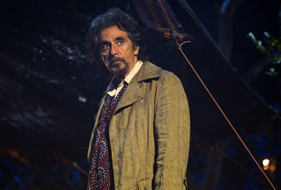 Al Pacino dans The Humbling de Barry Levinson