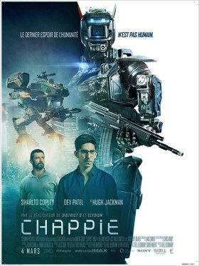Chappie - affiche