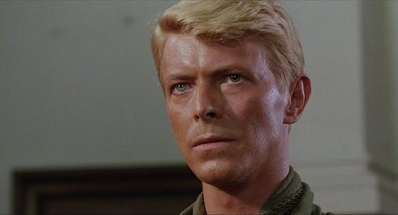 David Bowie dans Furyo de Nagisa Oshima