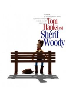 Tom Hanks est Sherif Woody par David Eger - Expo Bang Bang - Galerie Sakura