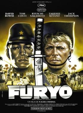 Furyo - affiche