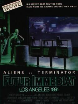 Futur Immediat (Alien Nation) - affiche originale