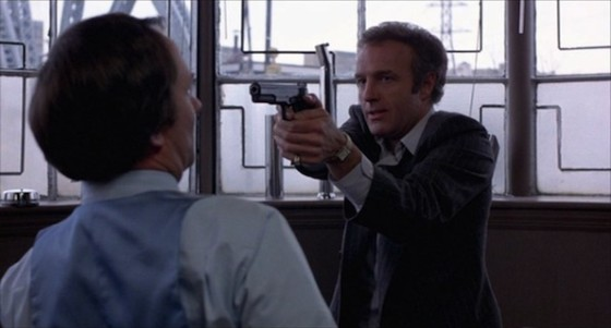 James Caan dans Le Solitaire de Michael Mann