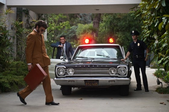 Josh Brolin et Joaquin Phoenix dans Inherent Vice de Paul Thomas Anderson