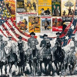 Western Memories par Maxime Lhermet - Expo Bang Bang - Galerie Sakura
