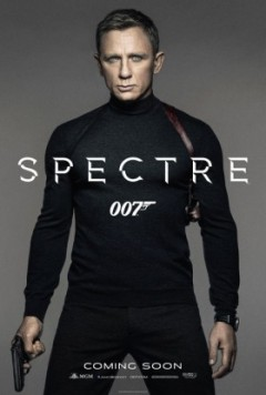 Spectre - James Bond 007 - affiche teaser