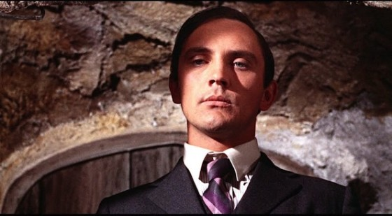 Terence Stamp dans L'Obsede (The Collector) de William Wyler