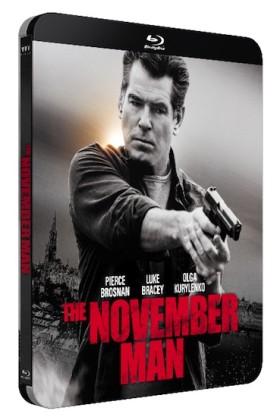 The November Man - jaquette