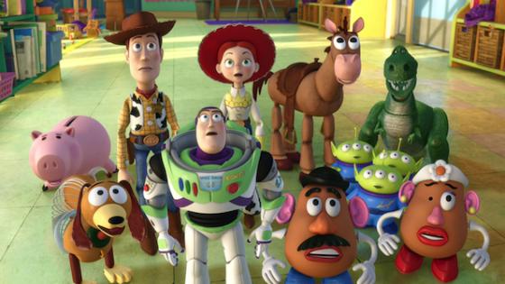 Toy Story 4 pourrait etre une comedie romantique