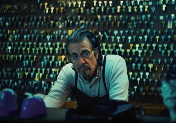 Al Pacino dans Manglehorn
