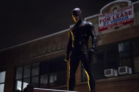 Charlie Cox (Matt Murdock/Daredevil) dans Daredevil diffusée sur Netflix
