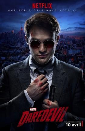 Daredevil serie - affiche