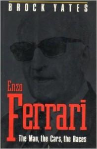 Enzo Ferrari - The Man, the Cars, the Races (livre)