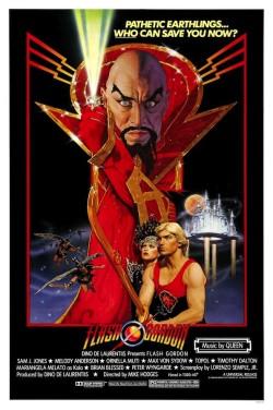 Flash Gordon - poster