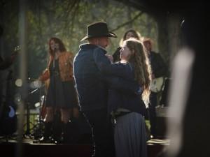 Francois Damiens dans Les Cowboys