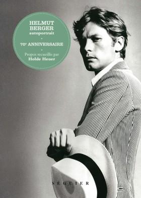 Helmut Berger autoportrait - couverture