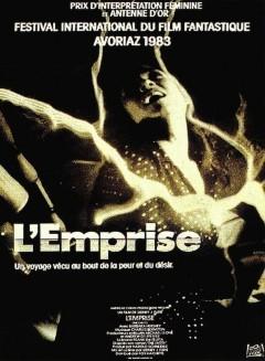L'Emprise (The Entity) de Sidney J Furie - affiche