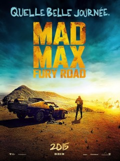 Mad Max Fury Road - affiche