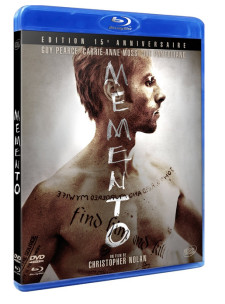 Memento - Blu-ray