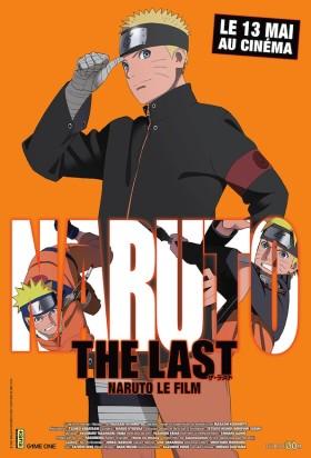 Naruto the Last - affiche