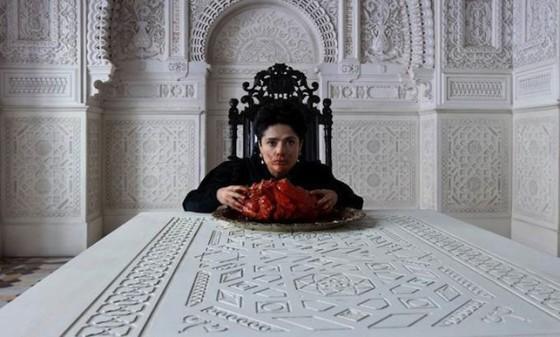 Salma Hayek dans Tale of Tales (Le Conte des Contes) de Matteo Garrone