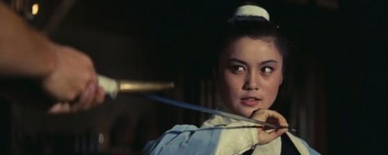Shang Kwan Ling-feng dans Dragon Inn de King Hu