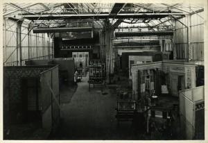 Studio Gaumont / Photo collection du musée - expo 120 ans de cinema Gaumont