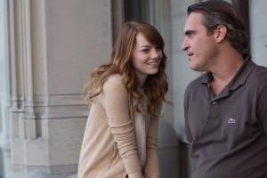 Emma Stone et Joanquin Phoenix dans Un homme irrationnel de Woody Allen