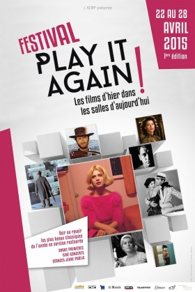 play it again - affiche