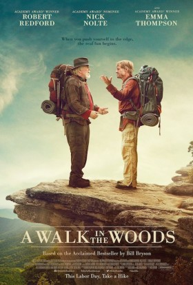A Walk in the Woods - affiche