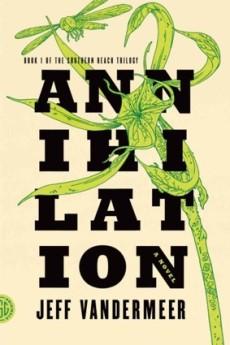 Annihilation par Jeff Vandermeer