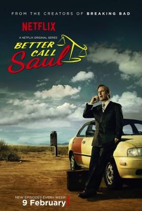 Better Call Saul - affiche
