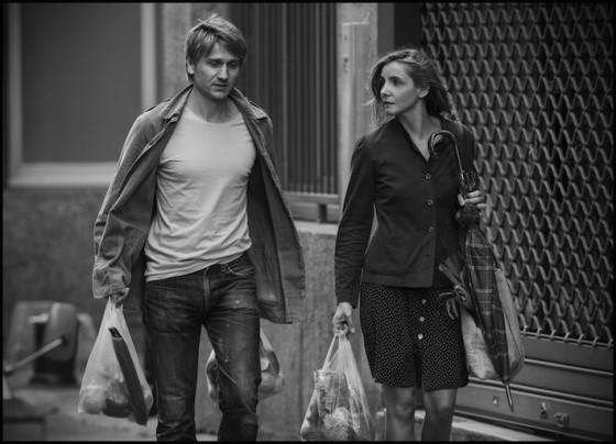Clotilde Courau et Stanislas Merhar dans L'Ombre des Femmes