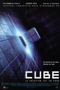 Cube - affiche