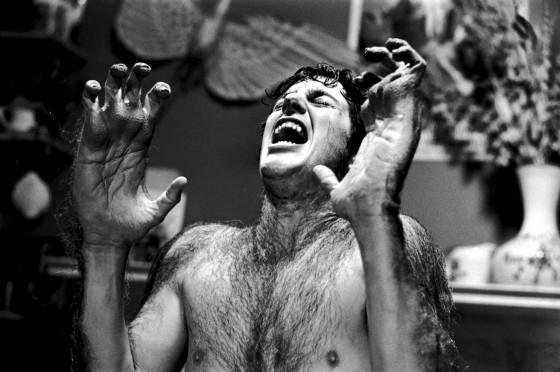 David Naughton dans Le Loup-garou de Londres / Oscar des meilleurs maquillages pour Rick Baker (1981)