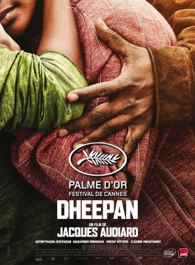 Dheepan - affiche