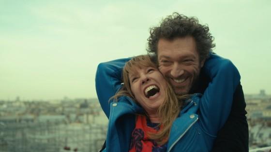 Emmanuelle Bercot et Vincent Cassel dans Mon Roi de Maïwenn