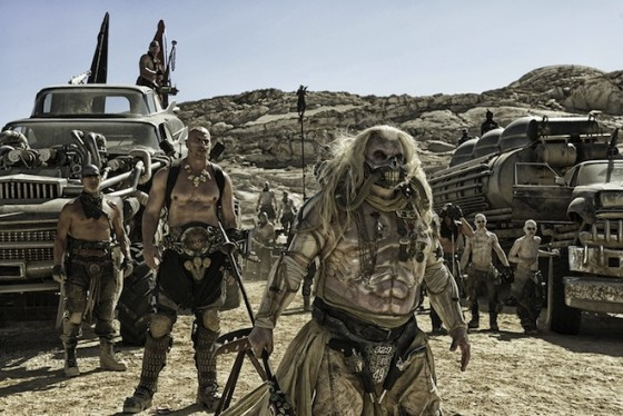 Hugh Keays-Byrne dans Mad Max Fury Road