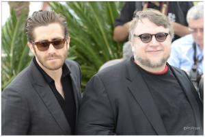 Jake Gyllenhall et Guillermo del toro